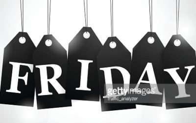 Pronti per il Black Friday?